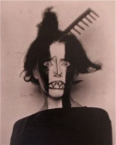 Bronislava Nijinska by Man Ray. 1922
