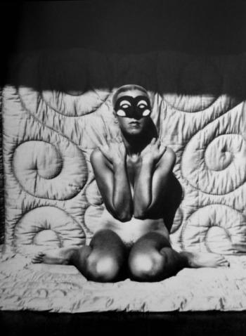 Claude Cahun Autoportrait no 43 1928