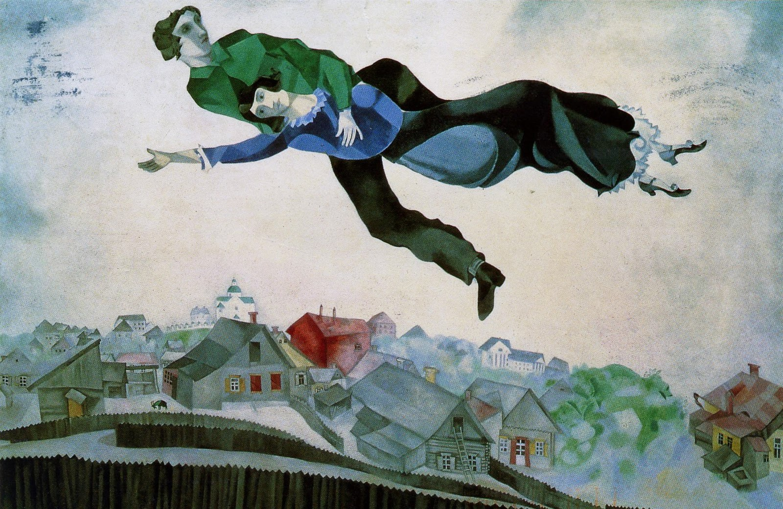 Chagall-Malevich Movie Review () | Roger Ebert