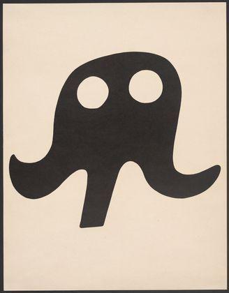 Moustache Hat. Jean Arp.