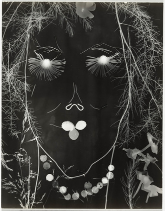 Untitled Photogram. Varvara Alexandrovna Rodchenko. 1989