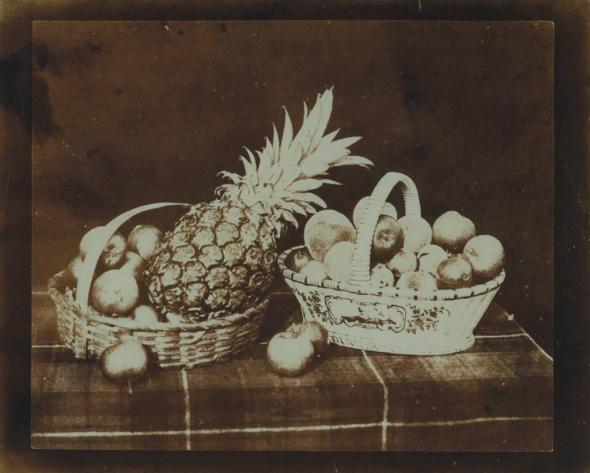 William-Henry-Fox-Talbot-A-Fruit-Piece-before-June-1845]