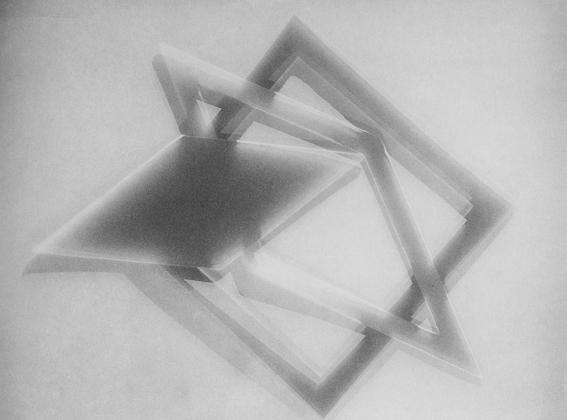 Photopurism (World of the Soul). Frantisek Drtikol. 1934.