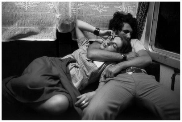 Romania. Henri Cartier-Bresson. 1975.