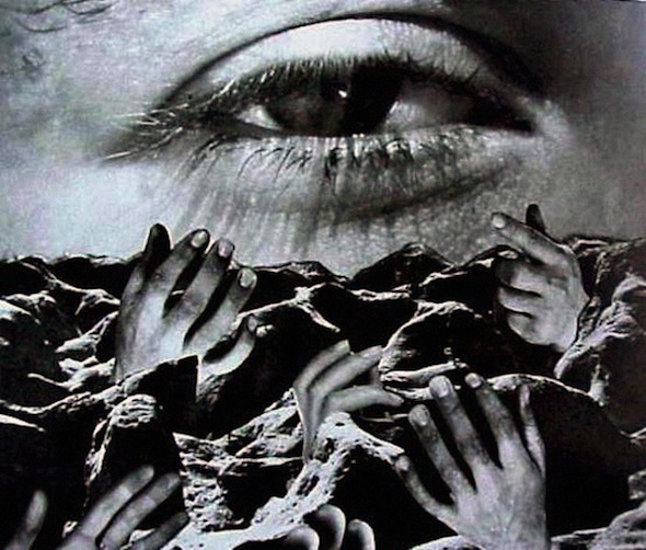 Photomontage by Grete Stern.