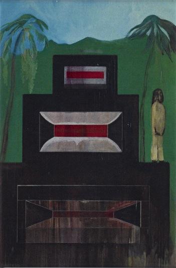 Maracas. Peter Doig. 2004.