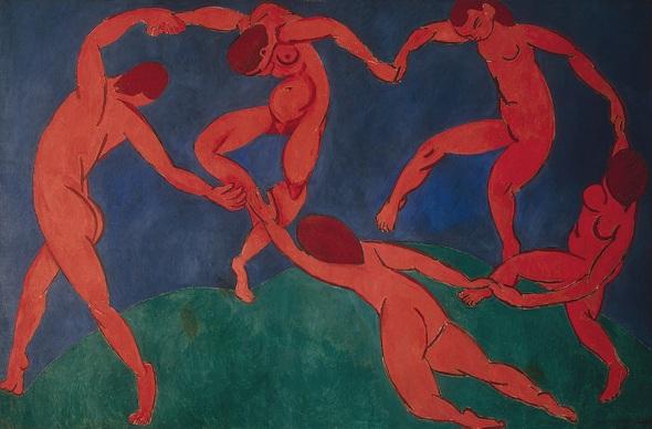 Dance (II) Matisse. 1909/10