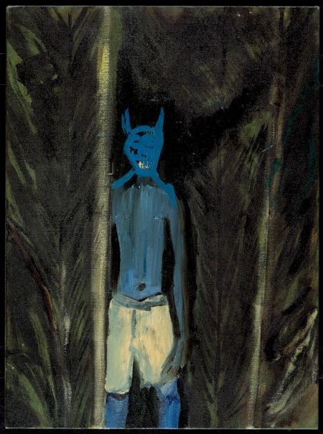 Paramin. Peter Doig. 2004.