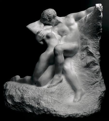 Eternal Spring. Auguste Rodin.