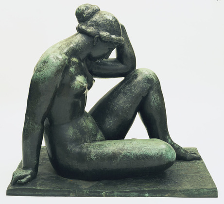 The Mediterranean. Aristide Maillol. 1902-05.