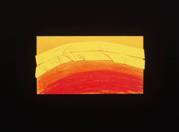 Indian View J. Howard Hodgkin. 1971