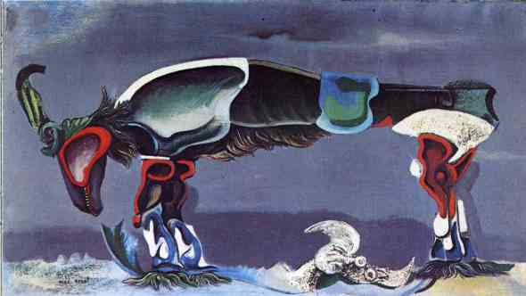 the-beautiful-season-1925 Max Ernst