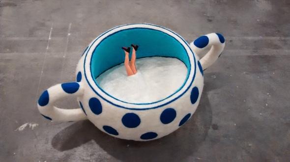 Andreas Schulenburg An Avalanche in a Sugar Bowl 2014