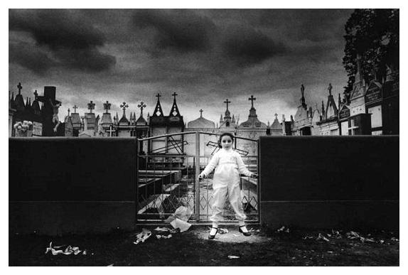 El alma dormida (1981) Saavedra Fotografía Cristina García Rodero.