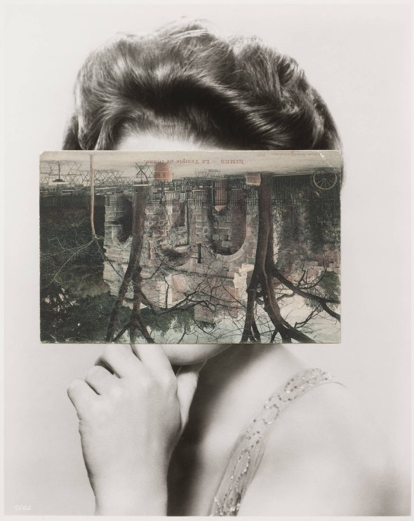 The skull beneath the skin John Stezaker's Mask XIII 2006