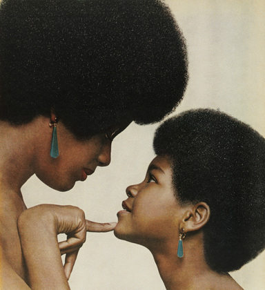 Kama Mama, Kama Binti (Like Mother, Like Daughter). Hank Willis Thomas. 1971