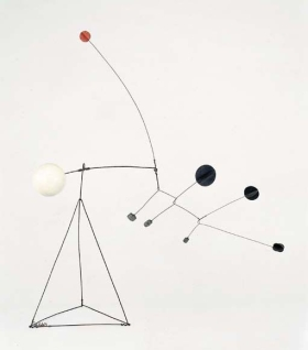 Alexander Calder, Mobile au plomb