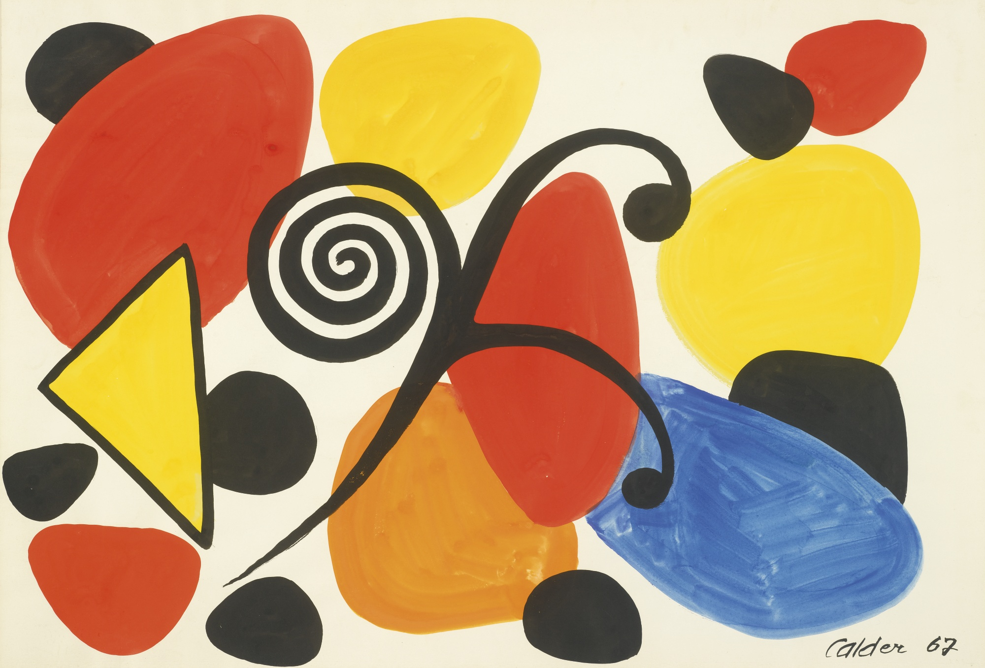 alexander calder the art zoo