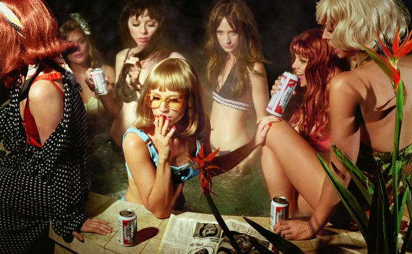 Susie and Friends. Alex Prager. 2008