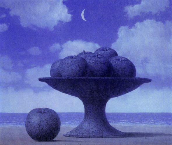 Memory of a Voyage. Rene Magritte