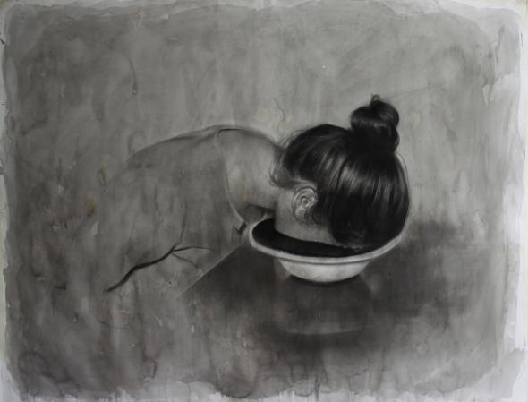 Inmersión de una idea I, Johan Barrios, 2015