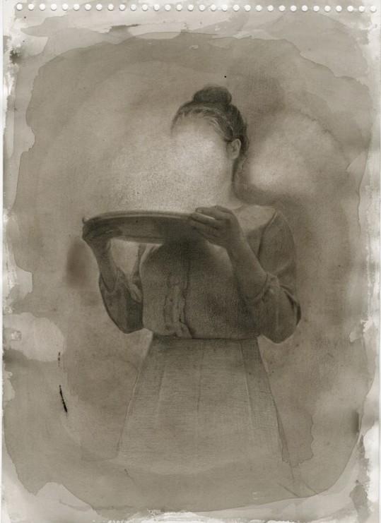 Lo-efímero-I-grafito-y-acuarela-sobre-papel-20x30-cm-20151-574x768 Johan Barrios