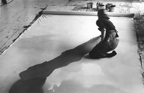 Helen Frankenthaler, New York, 1969 by Ernst Haas4
