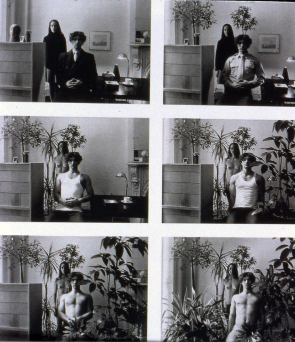 Duane Michals, Paradise regained, 1968 2
