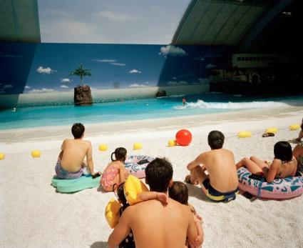 JAPAN. Miyazaki. Miyazaki Ocean Dome. 1996.