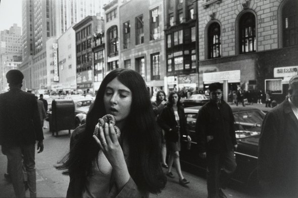 New York from Women are Beautiful by Garry Winogrand 1968