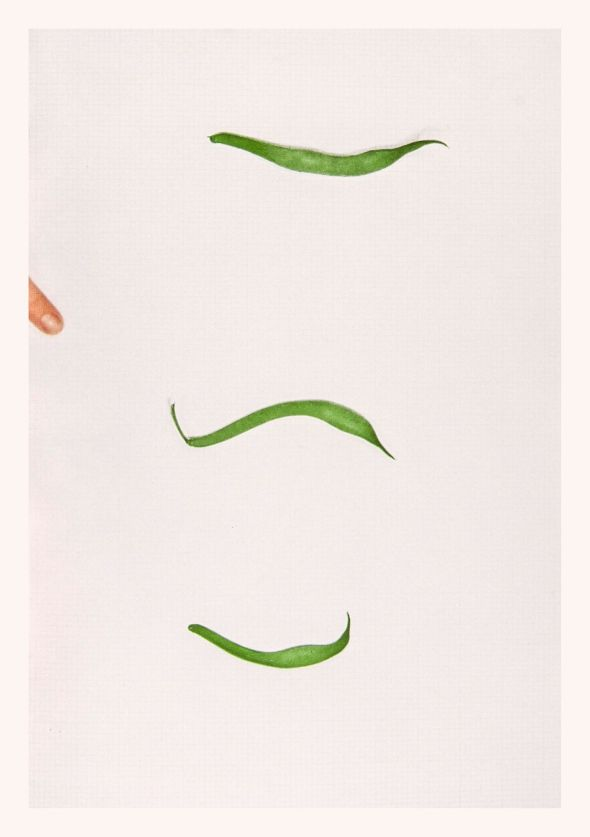 Baldessari Choosing Green Beans 1972